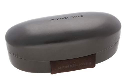 Michael Kors tamaño grande Gafas de sol Clam Case & gamuza