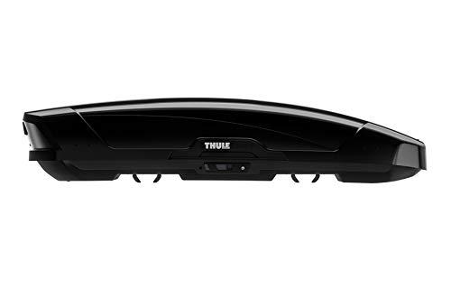 Thule Motion XT Sport, Cofre de montaje en techo espacioso y elegante, optimizado para facilitar su uso.