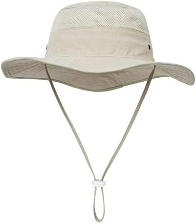 Toddler Sun Hat for Boys Kids Wide Brim UPF 50 Protection Boys Girls Baby Summer Beach Bucket product image