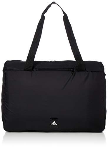 adidas PCKBL Carry Bag Bandolera, Adultos Unisex, Negro/Blanco (Multicolor), Talla Única