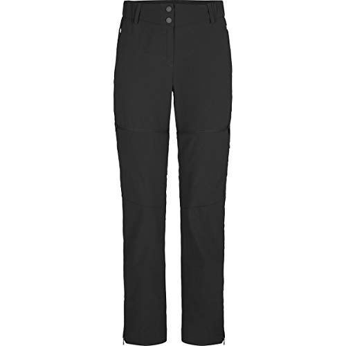 Salewa TALVENA 2 DST W 2/1 Pantalon Femme, Black Out, FR : 2XL (Taille Fabricant : 50/44)
