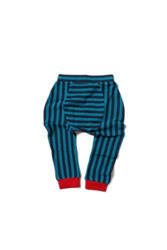 Little Green Radicals - Pantalon - Bébé (fille) 0 à 24 mois - Bleu - 3-6 mois