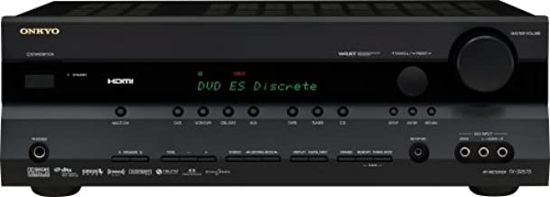 Onkyo TX-SR575 7.1 Channel Home Theater Receiver (Black)