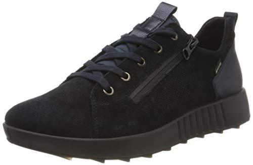 Legero Damen Essence Gore-Tex Sneaker, Blau (Pacific (Blau) 80), 38 EU