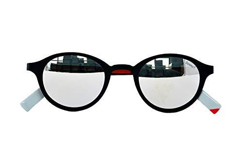 RossoT Gafas de sol de titanio para hombres y mujeres, liger