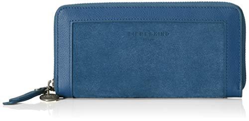 Liebeskind Berlin Scouri 2 - Sally Wallet LargeDonnaPortafogliBlu (China Blue) 2x10x19 centimeters (B x H x T)