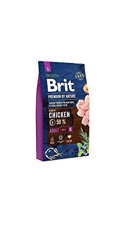 Brit Premium volwassenen, S 8 kg, per stuk verpakt (1 x 8 kg)