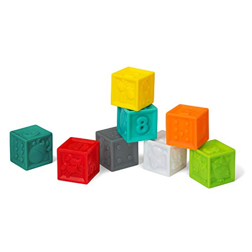 Product Image of the Infantino Squeeze and Stack Block Set