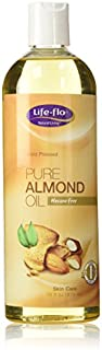 Life-Flo Oil, Pure Almond, 16 Ounce (pack of 2)