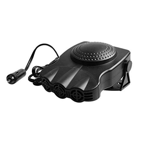 HehiFRlark - Secadora de 3 cabezales de calefacción de coche portátil de 12 V para descongelar el descongelante