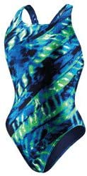 Youth Speedo Rhythm Ripples Super Pro Back