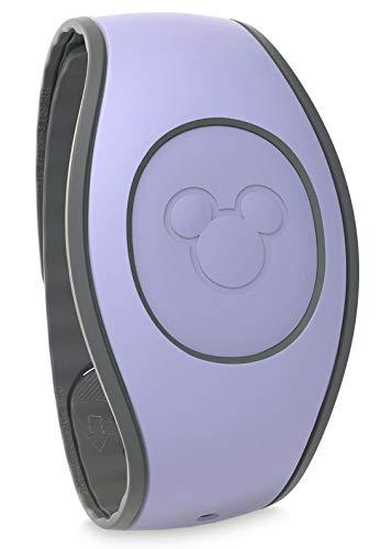 MagicBand Walt Disney Lavender Purple 2.0 -Link It Later Magic Band