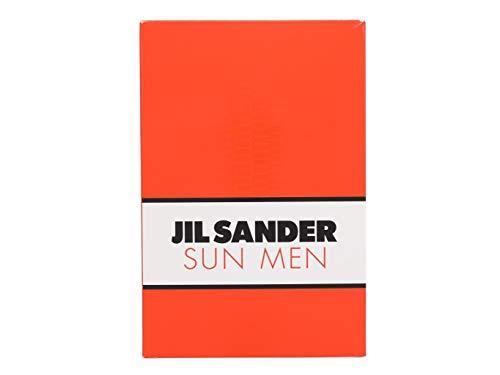 Jil Sander Sun Men Geschenkset (Eau de Toilette,75ml+Duschgel,75ml), 250 g