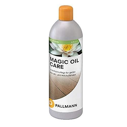 Pallmann 21455 Magic Oil Care Parkettpflege, neutral