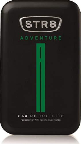 Str8 Adventure - Edt - Inhalt: 100 ml