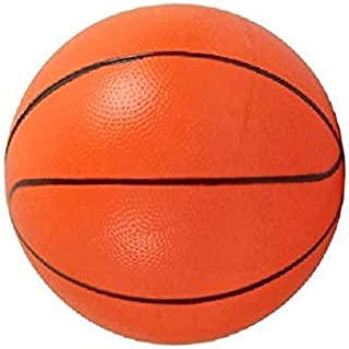 Emob High Quality PVC Material Basketball Sports Toy for Kids (Orange-1, 3)