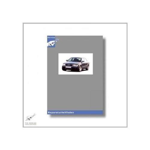 Audi A4 8D (95-02) 6-Zyl. 2,7l 5V Turbo Motor (RS4) Mechanik