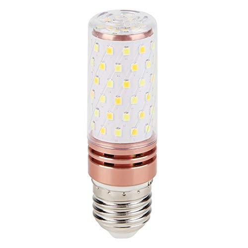 Starnearby peertjes maïs gloeilampen huishouden binnenverlichting E27 220V LED lampen 16W dubbele kleur LED