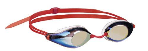 Beco Schwimmbrille Tampico, rot, One Size