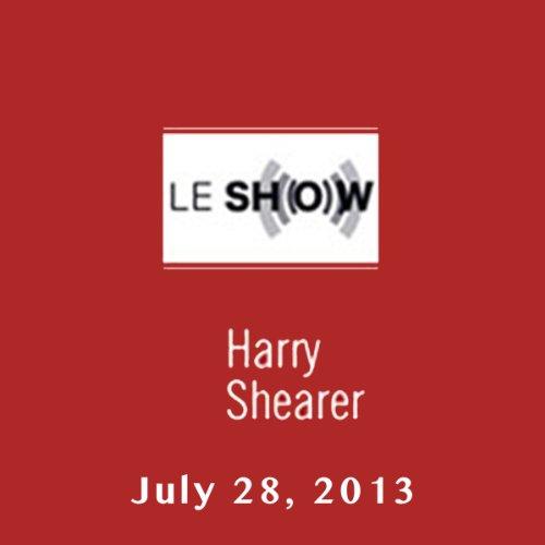 Le Show, July 28, 2013 cover art