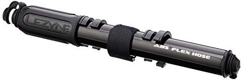 Lezyne Pumpe Minipumpe CNC Drive HP, Schwarz-Glänzend, S, 17,0cm, 1-MP-HPDR-V2S04