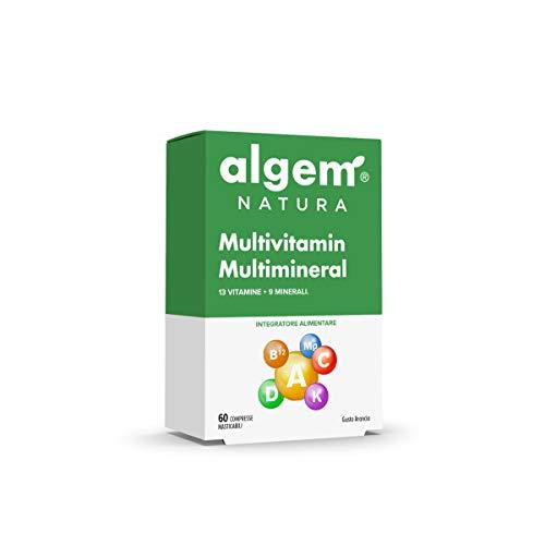 Multivitamin Multimineral Algem – Paquete de 2 paquetes – 20% de descuento