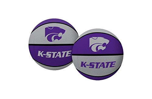 Fantastic Deal! NCAA Kansas State Wildcats Alley Oop Youth Size Basketball by Rawlings