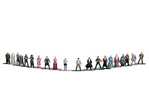 Nano Metalfigs Harry Potter Wave 2 Collectible Toy Figures (20 Piece), Multicolor, 1.65'