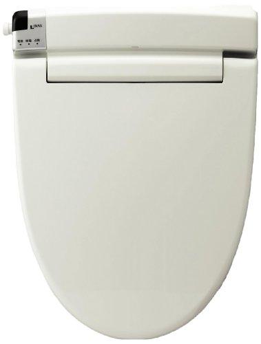 INAX 日本製で2年保証&キレイ便座・脱臭・コードレスリモコンの貯湯式 温水洗浄便座 シャワートイレ オフホワイト CW-RT2/BN8