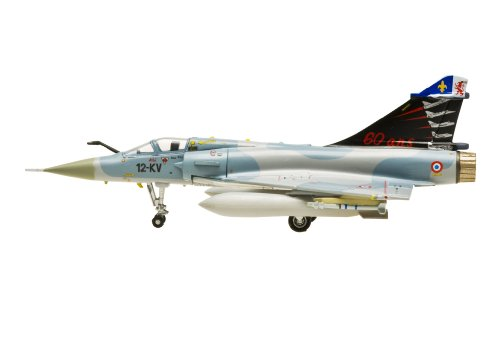 Mirage 2000C Scale 1:200 French Air Force 12-KV 60 ans EC2/12