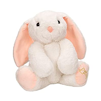 Amazon - Save 40%: TCBunny Valentines Day Gifts Baby Bunny Bedtime Stuffed Animal Plush Toy…