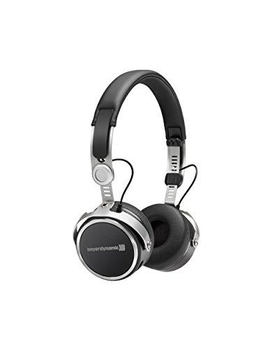 Beyerdynamic Aventho Wireless Cuffie on-ear con Personalizzazione del Suono, Nero