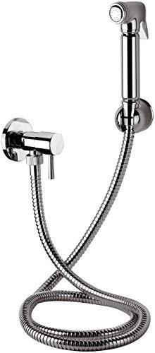 Rubinetterie REMER - Set di rubinetti Relax, design minimalista, interamente in ottone cromato