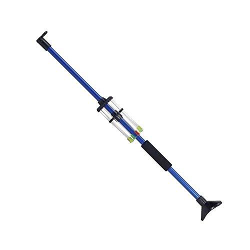 G8DS Sport ALU Präzisions Blasrohr Blowgun +12 Dart Pfeile 75 cm
