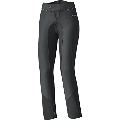 Held Motorradhose Clip-In Windblocker Damenhose schwarz XXL, Tourer, Ganzjährig, Leder/Textil