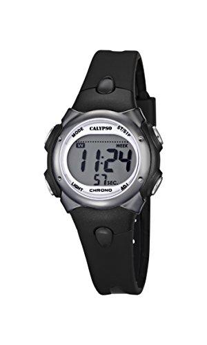 Reloj Digital para Chicos con Pantalla Digital LCD con Esfera y Correa...