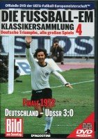 Die Fussball-EM ~ Klassikersammlung 4 ~ Deutsche Triumphe, alle grossen Spiele ~ Finale 1972 ~ Deutschland - UdSSR 3:0
