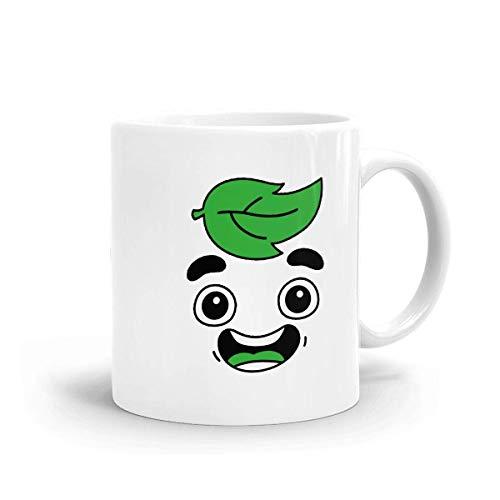 Kaffeetasse, Guave, Saft, Gesicht, Tee, Milch, lustige Keramiktasse, Cafetasse, Geburtstagsgeschenk