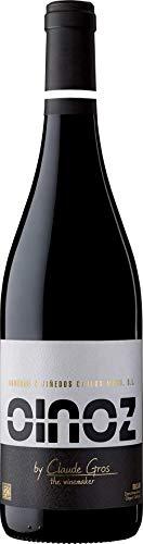 Matarromera Vino Oinoz By Claude Gros 2014 Tamaño Magnum - 1500 ml