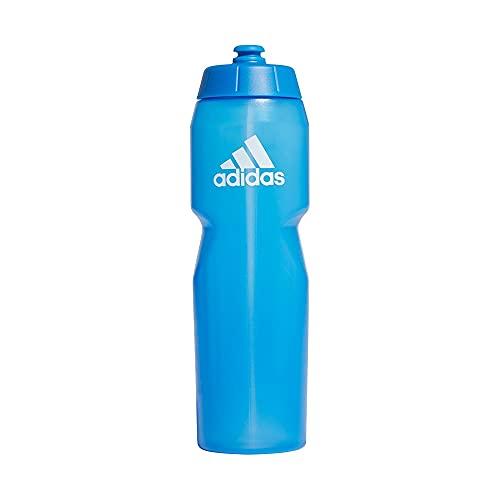 adidas Perf BOTTL 0,75 Botella, Adultos Unisex, AZUREA/Blanco (Multicolor), Talla Única