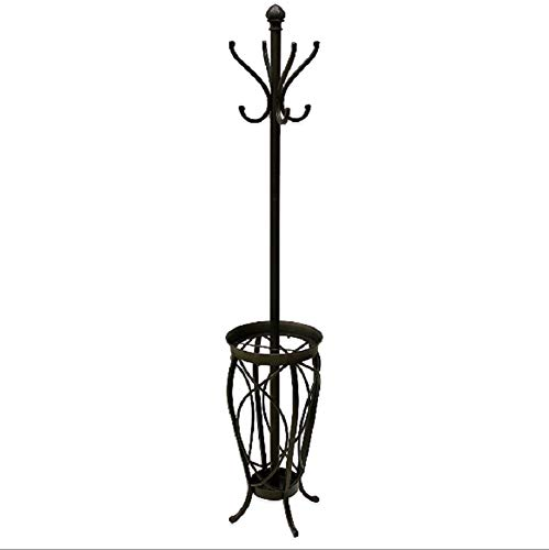Ampersand Charleston Coat Rack (Black)