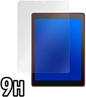 PET製フィルム 強化ガラス同等の硬度 高硬度9H素材採用 ASUS Chromebook Tablet CT100PA 用 日本製 光沢液晶保護フィルム OverLay Brilliant 9H O9HBASUSCT100PA/2