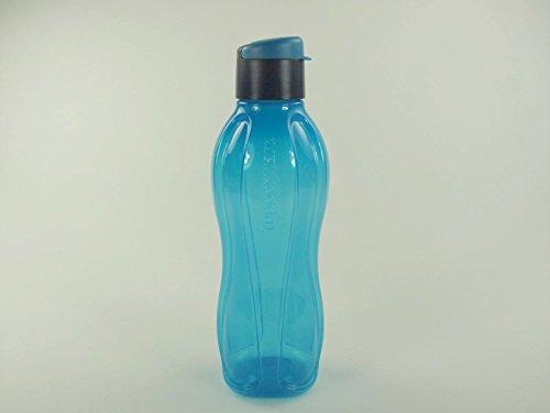 TUPPERWARE To Go Eco 750ml dunkelblau Trinkflasche Ökoflasche Flasche EcoEasy
