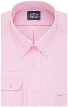 Eagle Men's Regular Fit Non Iron Dress Shirt (various sizes in Blush)