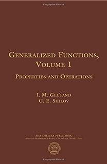 generalized functions gelfand