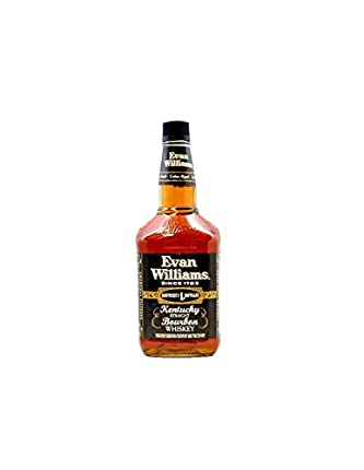 Whisky - Evan Williams Black Label 1L