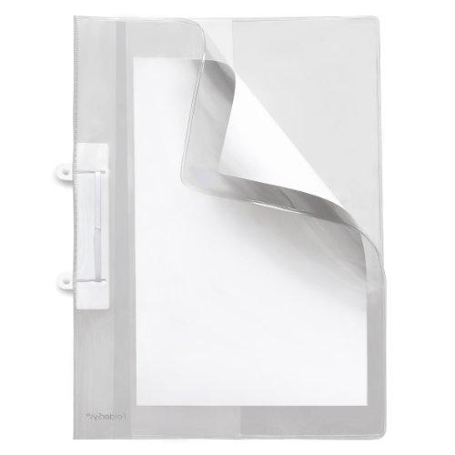 Sichtbuch A4Präsentation Ordner, Abheften, transparent PVC Stück von 10)