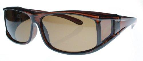 Fit Over Sunglasses Polarized Oversized Glasses...