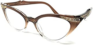 WebDeals - Cateye or High Pointed Eyeglasses or Sunglasses……