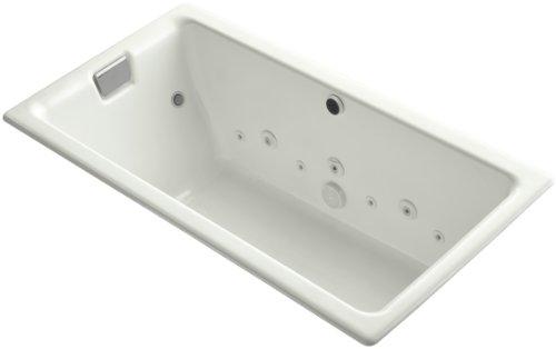 Great Deal! Kohler K-856-AH-NY Tea-for-Two Bathtub, Dune